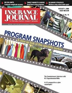 Insurance Journal East August 7, 2006