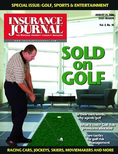 Insurance Journal East August 21, 2006