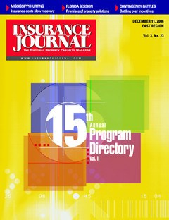 Insurance Journal East December 11, 2006
