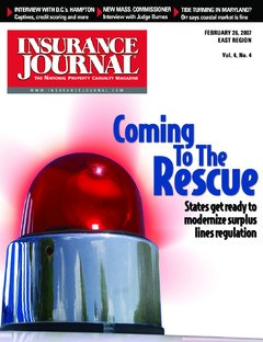Insurance Journal East February 26, 2007