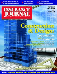 Insurance Journal East July 2, 2007