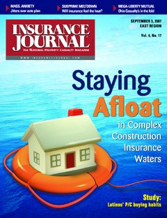 Insurance Journal East September 3, 2007