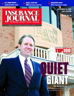 Insurance Journal East December 24, 2007