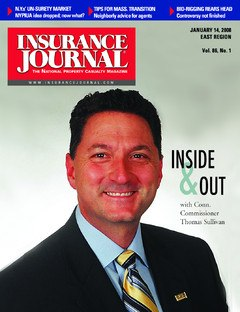 Insurance Journal East January 14, 2008