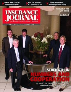 Insurance Journal East February 25, 2008