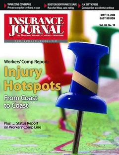 Insurance Journal East May 19, 2008