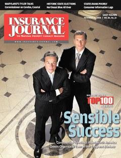 Insurance Journal East November 17, 2008