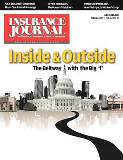 Insurance Journal East May 18, 2009