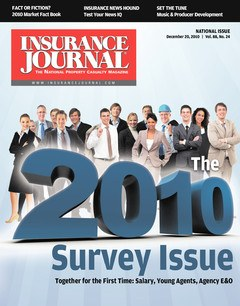 Insurance Journal East December 20, 2010