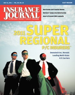 Insurance Journal East May 16, 2011