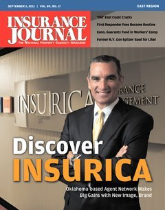 Insurance Journal East September 5, 2011