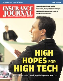 Insurance Journal East October 17, 2011