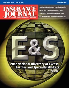 Insurance Journal East January 23, 2012