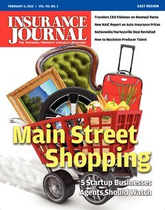Insurance Journal East February 6, 2012