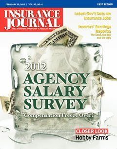 Insurance Journal East February 20, 2012
