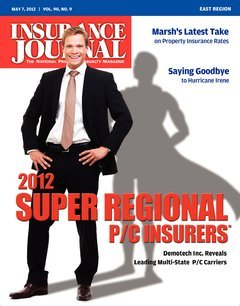 Insurance Journal East May 7, 2012