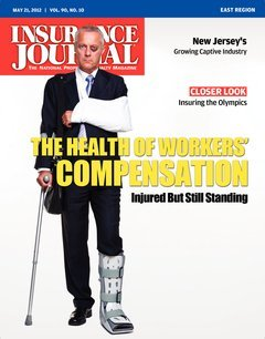Insurance Journal East May 21, 2012