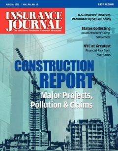 Insurance Journal East June 18, 2012
