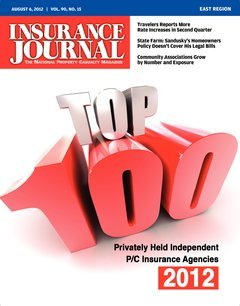 Insurance Journal East August 6, 2012