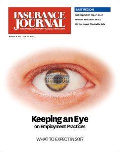 Insurance Journal East January 9, 2017