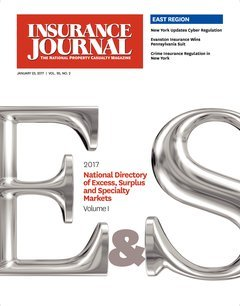 Insurance Journal East January 23, 2017