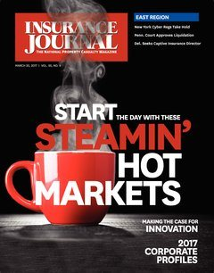 Insurance Journal East March 20, 2017
