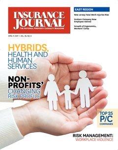 Insurance Journal East April 17, 2017