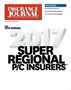 Insurance Journal East May 15, 2017
