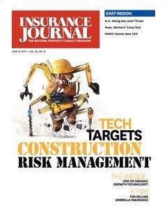 Insurance Journal East June 19, 2017