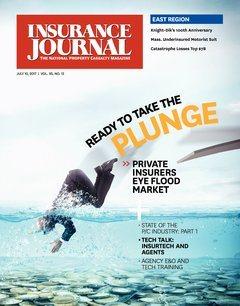 Insurance Journal East July 10, 2017