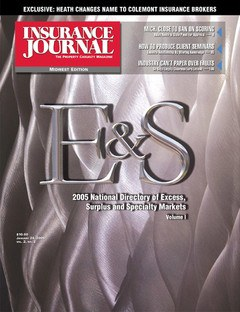 Insurance Journal Midwest January 24, 2005