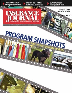 Insurance Journal Midwest August 7, 2006