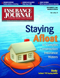 Insurance Journal Midwest September 3, 2007