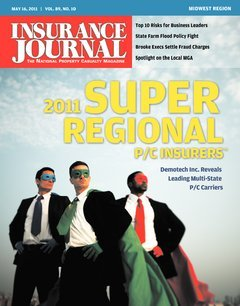Insurance Journal Midwest May 16, 2011