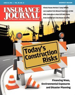 Insurance Journal Midwest June 20, 2011