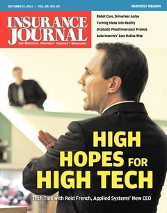 Insurance Journal Midwest October 17, 2011