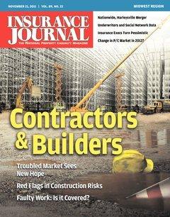 Insurance Journal Midwest November 21, 2011
