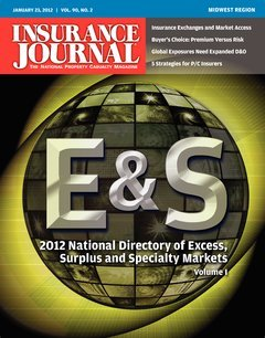Excess, Surplus &amp; Specialty Markets Directory Vol. I
