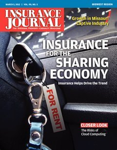 Insurance Journal Midwest March 5, 2012