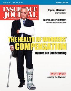 Insurance Journal Midwest May 21, 2012