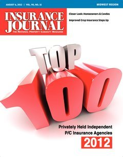 Insurance Journal Midwest August 6, 2012