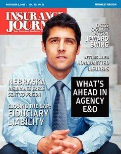 Insurance Journal Midwest November 5, 2012