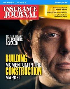 Insurance Journal Midwest November 19, 2012