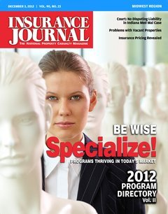 Insurance Journal Midwest December 3, 2012