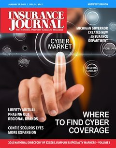 Insurance Journal Midwest January 28, 2013