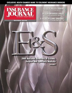 Insurance Journal Southeast January 24, 2005