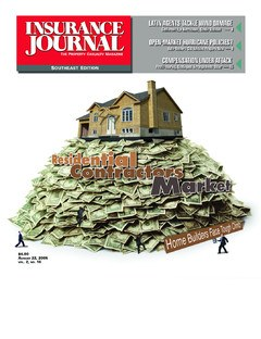 Insurance Journal Southeast August 22, 2005