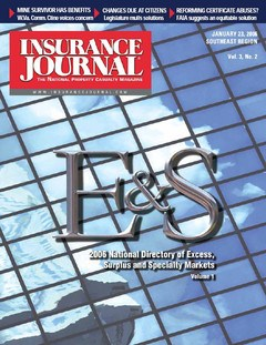 Insurance Journal Southeast January 23, 2006