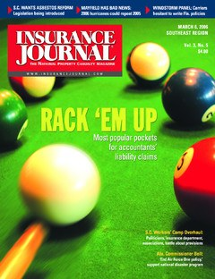 Insurance Journal Southeast March 6, 2006