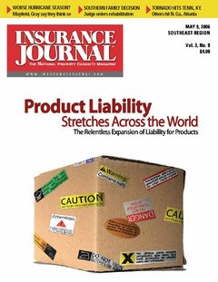 Insurance Journal Southeast May 8, 2006